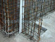 PVC结构拉缝现场安装